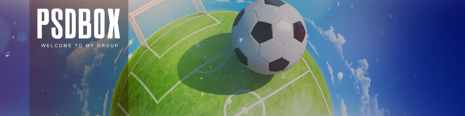 Футбольная Обложка для ВК (скачать)